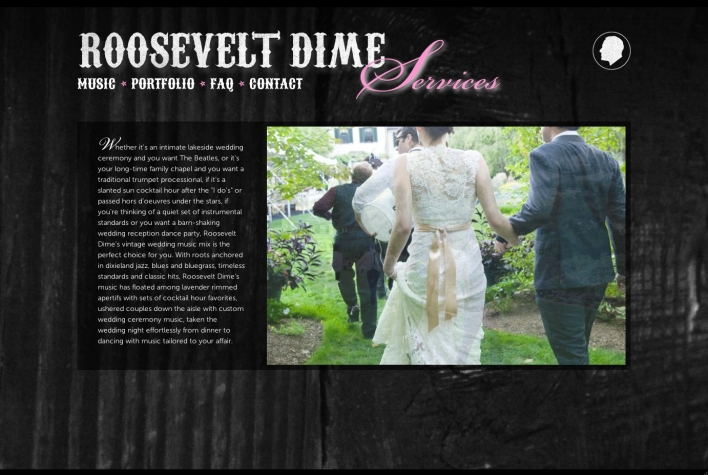 Roosevelt Dime | Services