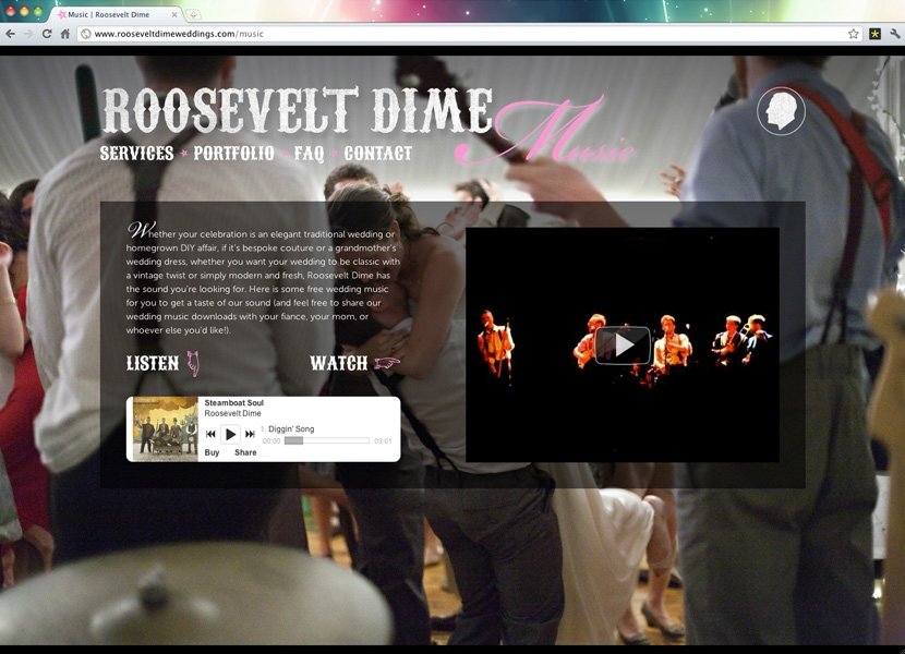 Roosevelt Dime | Music