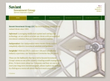 Savant Investment Group | Home